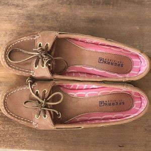 Sperry Top Sider Audrey Boat Shoes